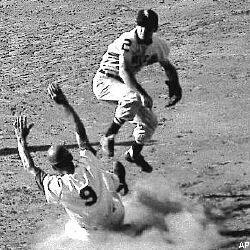 Gambling baseball history